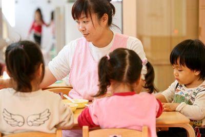 産休・育休制度を活用する先生が多いので長く働いている先生も多い認可保育園