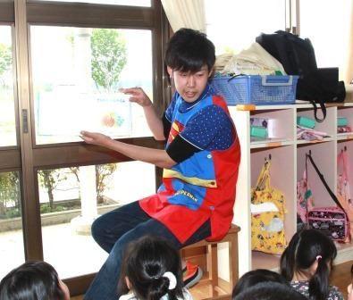 子ども達ひとり一人に寄り添って頑張った過程を大切にしている小規模な幼稚園
