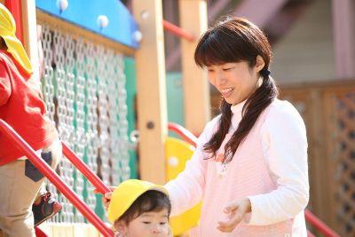夏休みや冬休みなど長期休暇中は勤務がなく子育てとの両立もしやすい環境の幼稚園