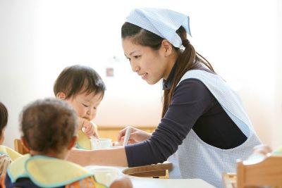 調理保育等をおこない食育活動も大切にしている認可保育園