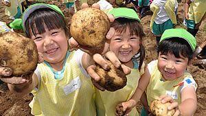 【東京都 東久留米市(東久留米駅)】 田んぼでの田植えや収穫の行事があったりなど自然や四季折々の体験ができる認可保育園