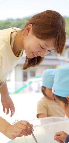産休育休制度もあるので長く働いている先生が多い幼稚園