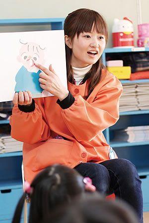 【千葉県 松戸市(上本郷駅)】 こじんまりとした小規模な幼稚園