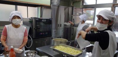 集団調理や学校給食の調理未経験の方も歓迎している認可保育園
