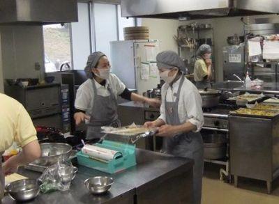 集団調理・学校給食の調理経験がない方でもしっかりと教わることが出来る環境の認可保育園
