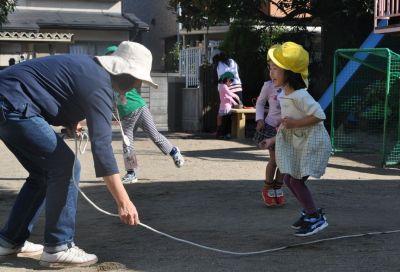 子ども達としっかりと関わることができるからこそ子ども達の気持ちに寄り添い・育むことを大切にしている小規模な幼稚園