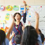 幼児期だからこそ年少さんの時は信頼関係や基本的な生活習慣を大切にしている幼稚園