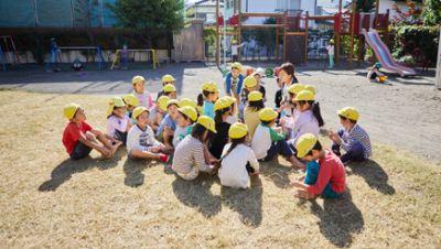 先生たちや子ども達も元気いっぱいのアットホームな社会福祉法人の認可保育園
