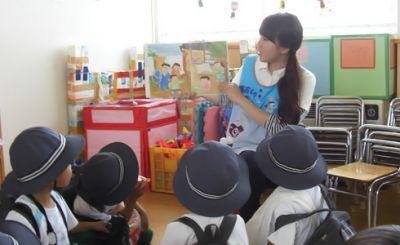心と体両方の育ちを大切にしているアットホームで小規模な幼稚園