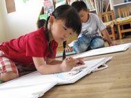 想いを持った保育ができる環境の小規模な幼稚園