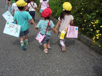 0歳児から5歳児まで50名くらいのアットホームでこじんまりとした小規模な認可保育園
